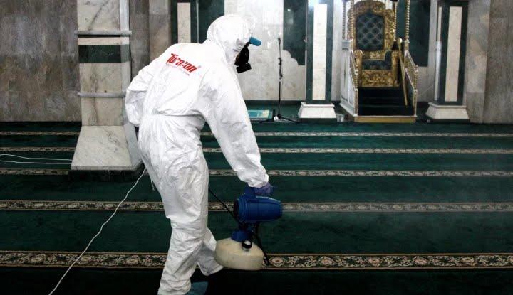 Seperti Ustad Somad, Tokoh NU Semprot Ulama yang Protes Masjid Ditutup, Pedes Bos: Makanya Mikir!